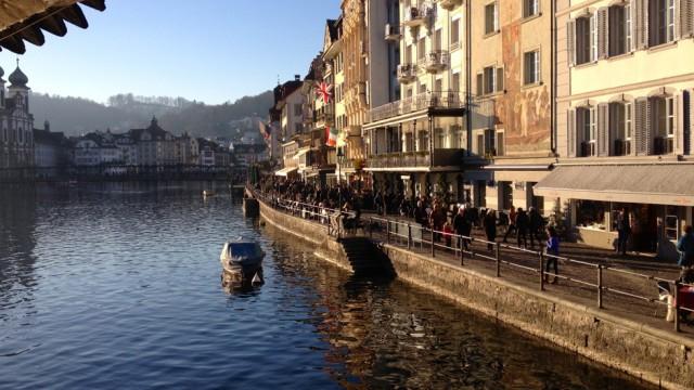 Abenteuerliches in Luzern